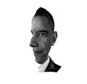 Barack Obama Illusion