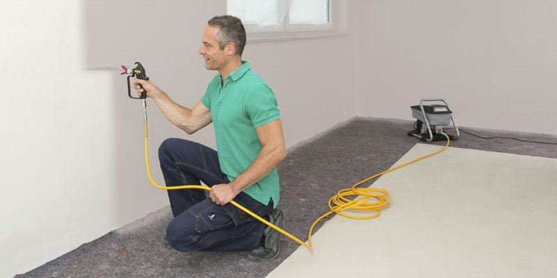 Top 10 Best Airless Paint Sprayers of 2019 – Reviews
