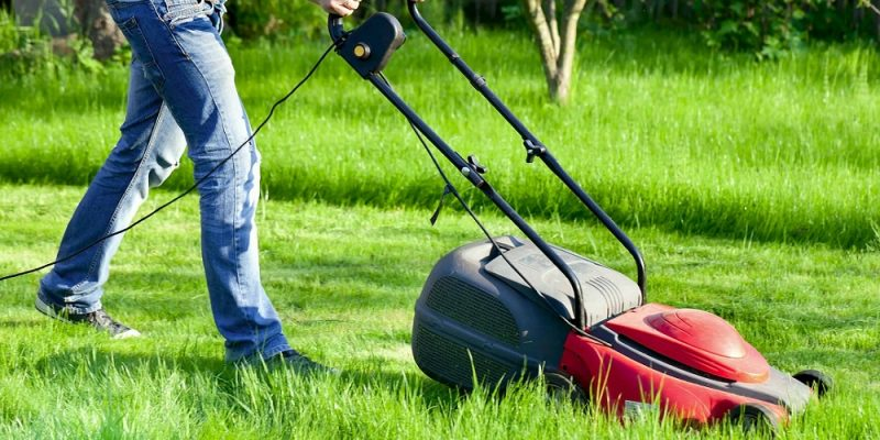 Keeping Your Electric Mower In Good Condition