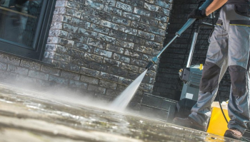Properly Power Washing Your Home's Exterior