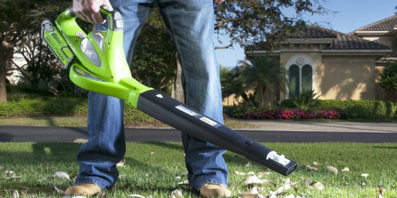 Top 10 Best Cordless Leaf Blowers of 2019 – Reviews