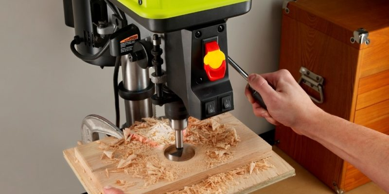 Top 10 Best Drill Presses of 2019 – Reviews