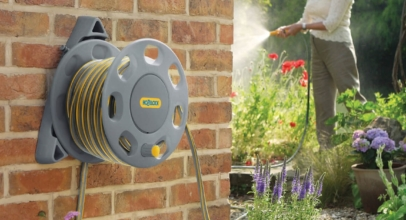 Top 10 Best Garden Hose Reels of 2019 – Reviews