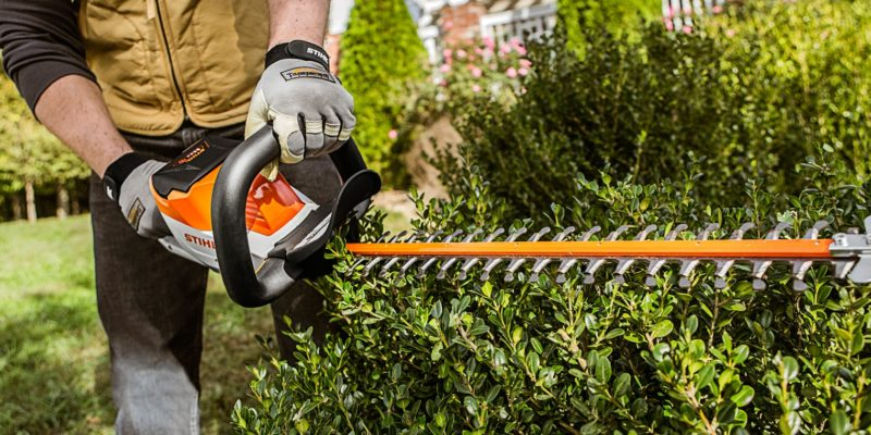 Top 10 Best Hedge Trimmers of 2019 – Reviews