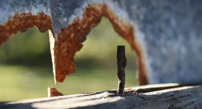 Rusty Rust Paintings  HINTS
