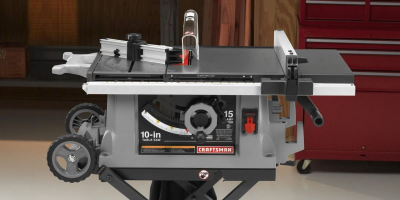 Top 10 Best Portable Table Saws of 2021 – Reviews