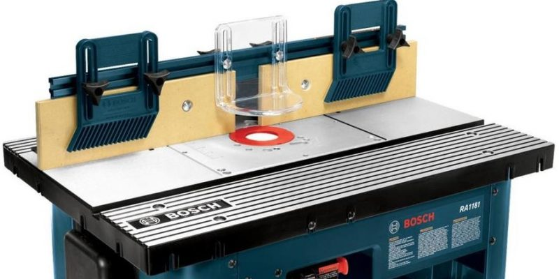 Top 9 Best Router Tables of 2021 – Reviews