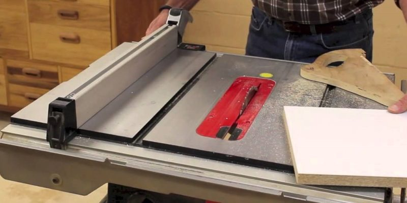 Top 10 Best Table Saws of 2019 – Reviews