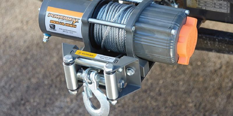 Top 10 Best Winches of 2020 – Reviews